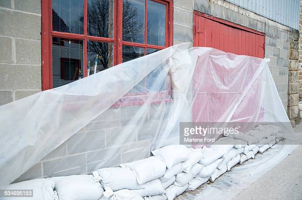 Flood damage prevention