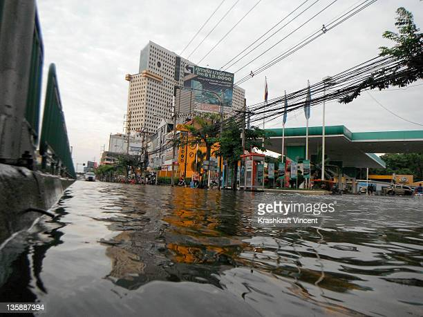 Flood in Bangkok
