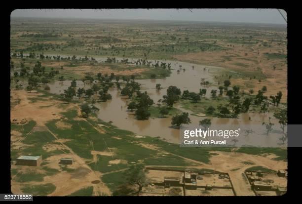 Flooded Grasslands in Mali