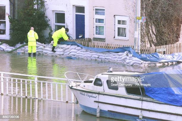 A flooded street in Cambridge after prolonged heavy showers thought to be one of the heaviest rainstorms the city has experienced in 100 years Up to...