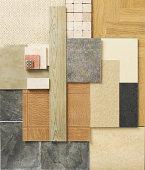 Floor samples