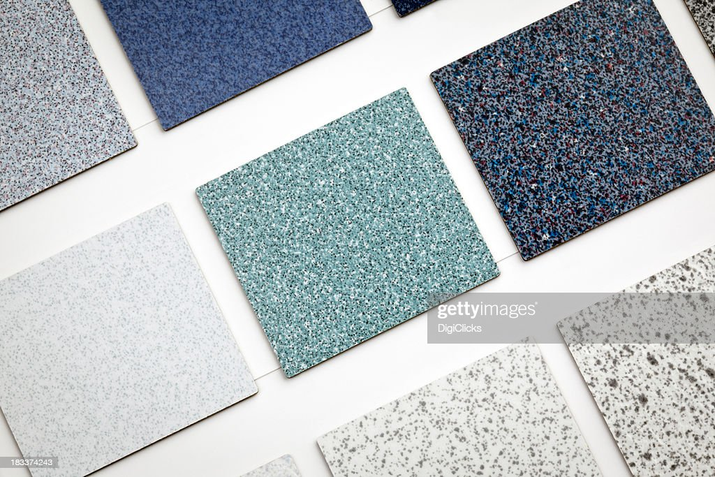 Flooring Samples Stock Photo Getty Images