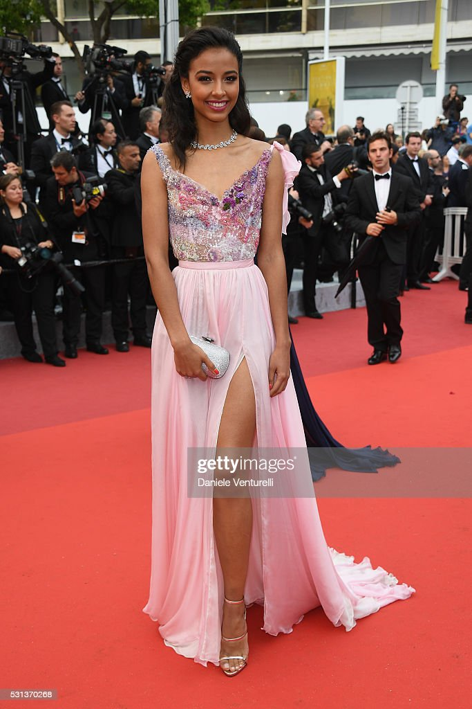 """The BFG ""- Red Carpet Arrivals - The 69th Annual Cannes Film Festival"