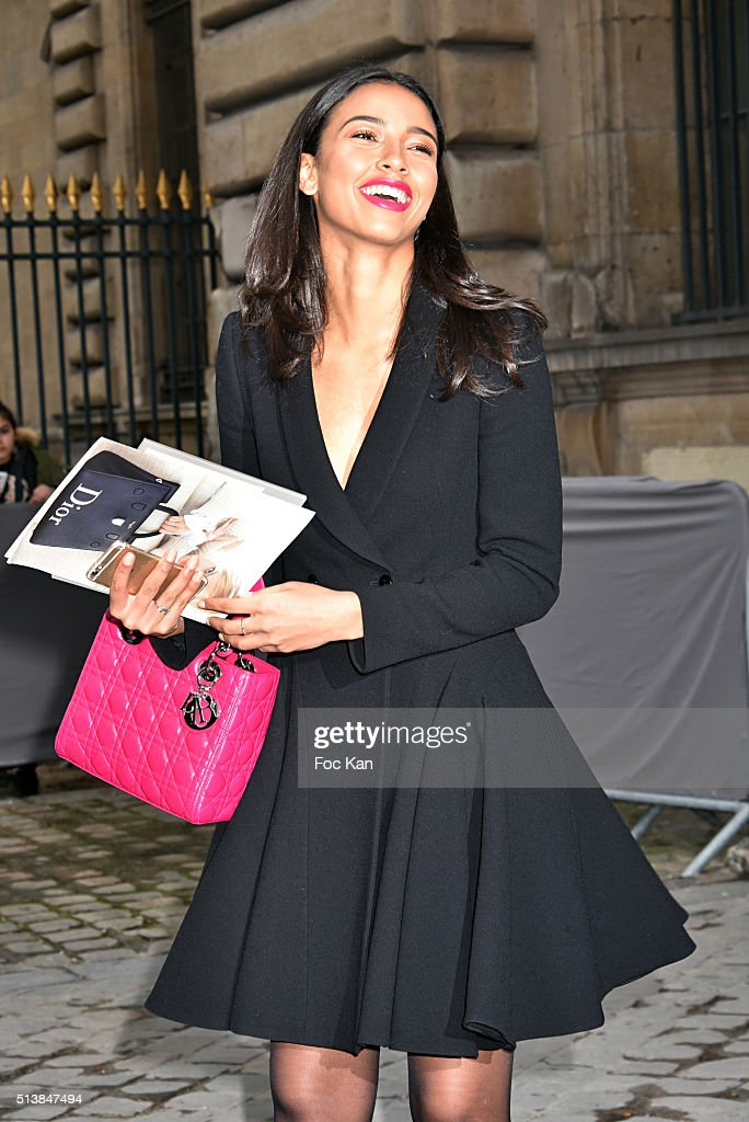 <a gi-track='captionPersonalityLinkClicked' href=/galleries/search?phrase=Flora+Coquerel&family=editorial&specificpeople=11782455 ng-click='$event.stopPropagation()'>Flora Coquerel</a> attends the Christian Dior show as part of the Paris Fashion Week Womenswear Fall/Winter 2016/2017 on March 4, 2016 in Paris, France.