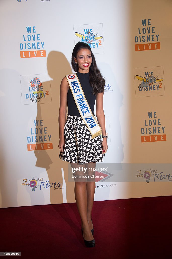 <a gi-track='captionPersonalityLinkClicked' href=/galleries/search?phrase=Flora+Coquerel&family=editorial&specificpeople=11782455 ng-click='$event.stopPropagation()'>Flora Coquerel</a> attends 'WE Love Disney' Premiere To Benefit 'Reves Association' at Le Grand Rex on November 3, 2014 in Paris, France.