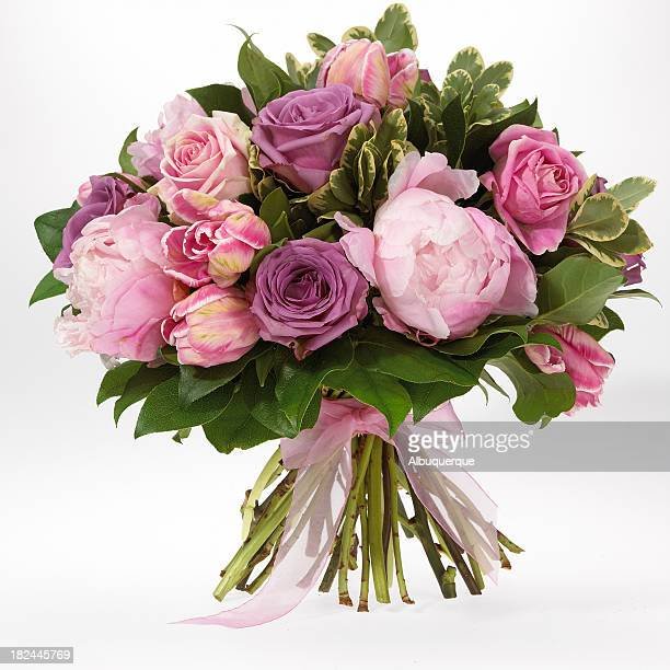 Floral-Bouquet Of Roses