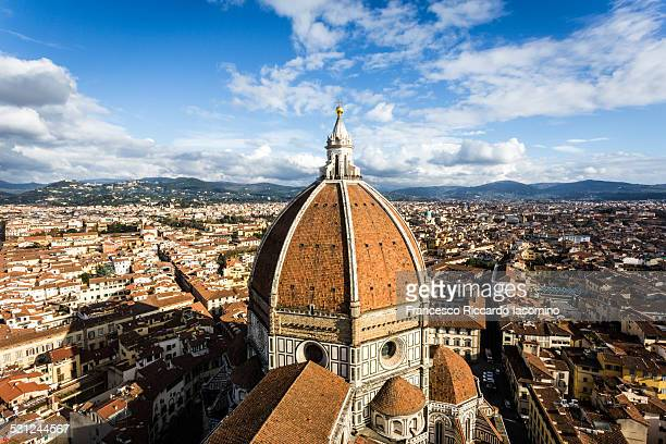 Florence, Aerial View