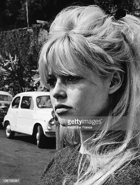Florence Brigitte Bardot In 1962