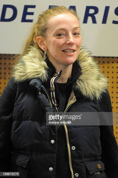 Florence Cassez arrives for a press conference at the Roissy airport on January 24 2013 in Paris France A Supreme Court in Mexico has voted to free...