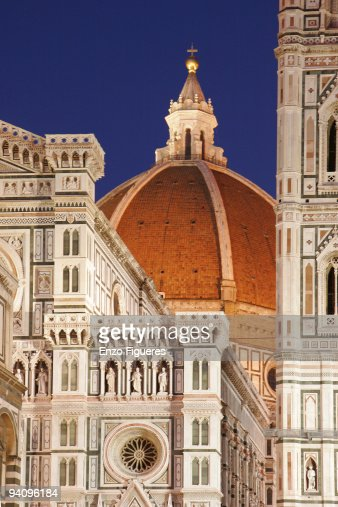 Florence Cathedral Detail : Photo