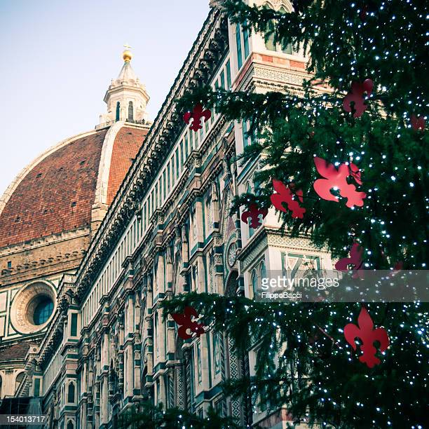 Florence cathedral for Christmas