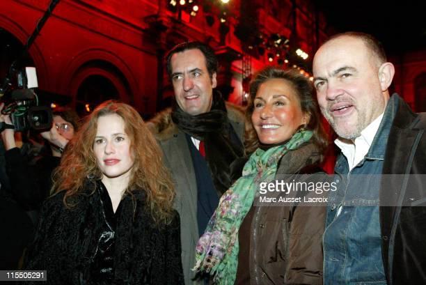 Florence Dare Jaime De Marichalar Natty Abascal and Christian Lacroix