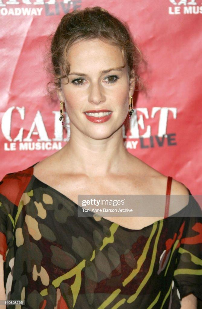 """""""Cabaret,"""" Le Musical de Broadway Live Premiere - Arrivals"""