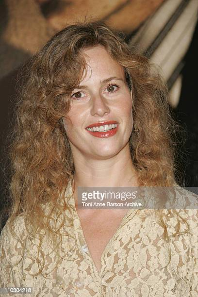 Florence Darel during 'The Departed' Paris Premiere at Le Grand Rex in Paris France