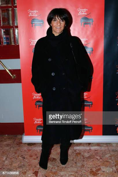 Florence Foresti attends 'Depardieu Chante Barbara' at Le Cirque d'Hiver on November 6 2017 in Paris France