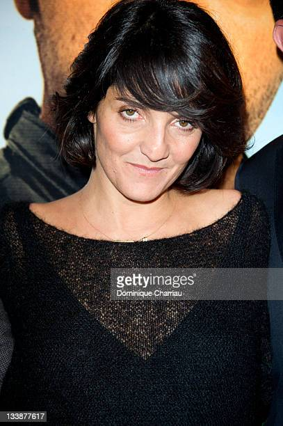Florence Foresti attends 'Hollywoo' Paris Premiere at Cinema Gaumont Marignan on November 21 2011 in Paris France