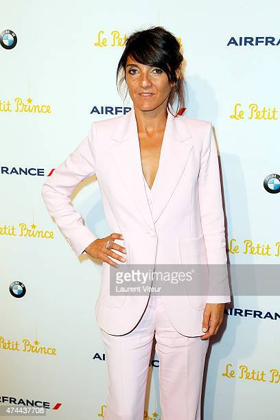 Florence Foresti attends 'The Little Prince' Party during the 68th annual Cannes Film Festival on May 22 2015 in Cannes France