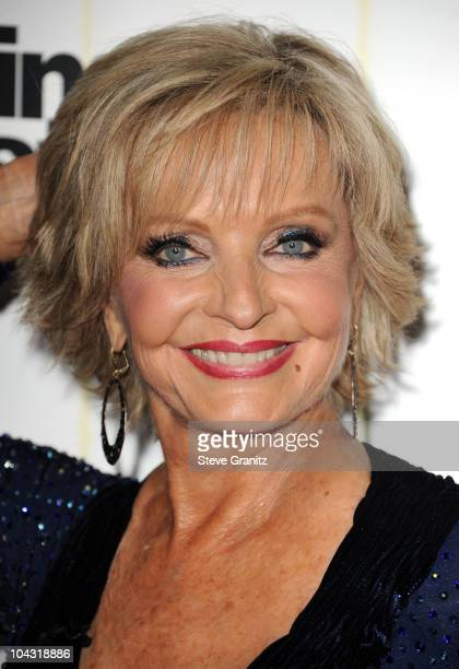 Florence Henderson attends 'Dancing With The Stars' Season Premiere at CBS Studios on September 20 2010 in Los Angeles California