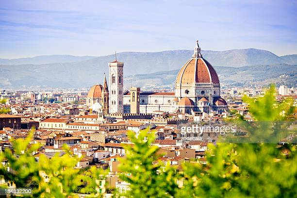 Florence in Spring, Skyline with Santa Maria del Fiore