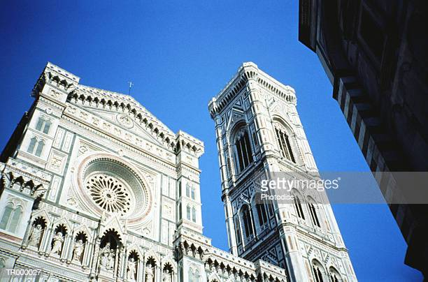 Florence, Italy - Cathedral from Below