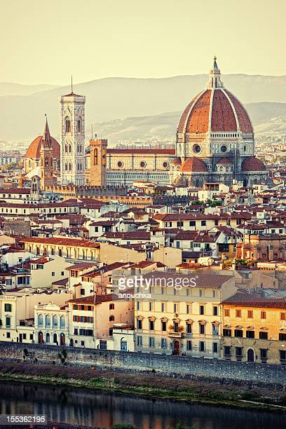 Florence, Italy - view from above