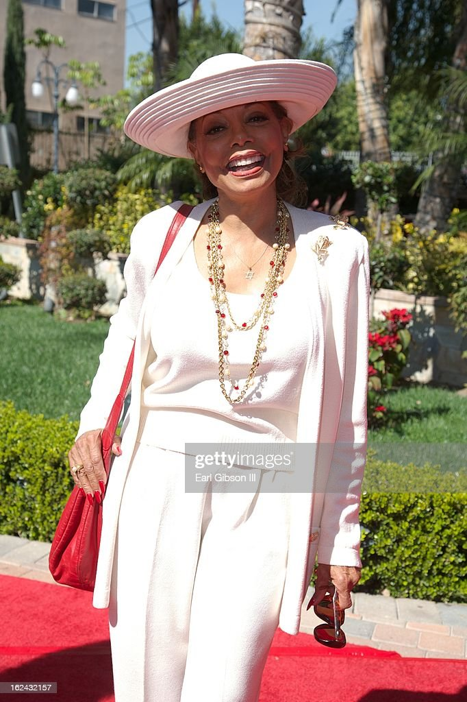 <a gi-track='captionPersonalityLinkClicked' href=/galleries/search?phrase=Florence+LaRue&family=editorial&specificpeople=678302 ng-click='$event.stopPropagation()'>Florence LaRue</a> attends the 2nd Annual 'Gospel Goes To Hollywood' Awards Luncheon at Taglyan Cultural Complex on February 22, 2013 in Hollywood, California.