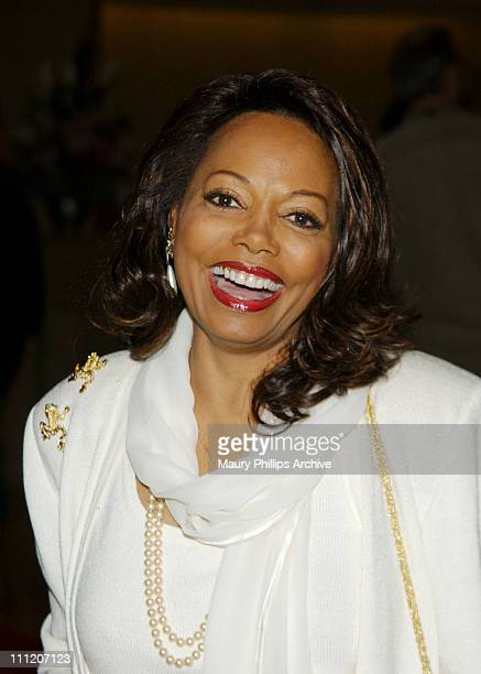 Florence LaRue during Junior Blind and The American Foundation for The Blind Present an International Symposium Reception at Beverly Hilton Hotel in...