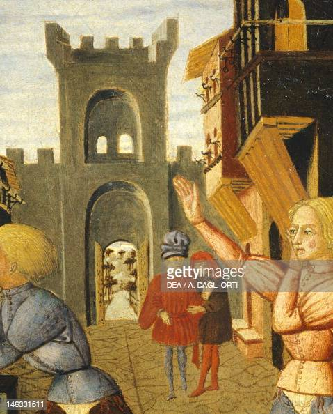 The game called civettino pictures getty images for Planimetrie della casa antica