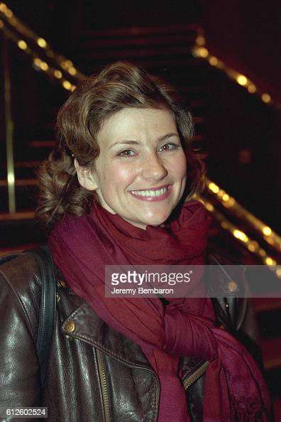 Florence Pernel at the Eldorado Theater