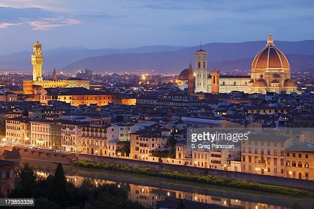 Skyline di Firenze