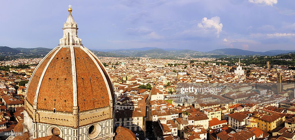 Florence view : Stock Photo