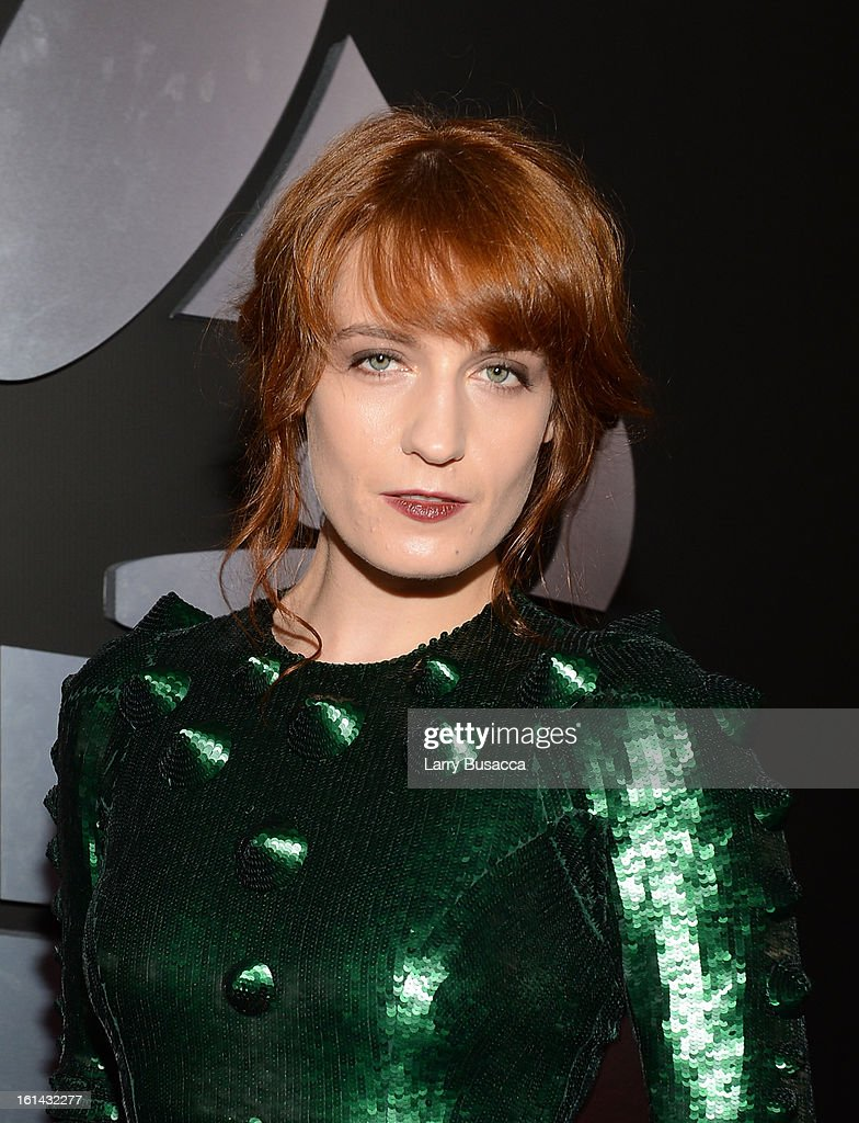 <a gi-track='captionPersonalityLinkClicked' href=/galleries/search?phrase=Florence+Welch&family=editorial&specificpeople=5431574 ng-click='$event.stopPropagation()'>Florence Welch</a> attends the 55th Annual GRAMMY Awards at STAPLES Center on February 10, 2013 in Los Angeles, California.