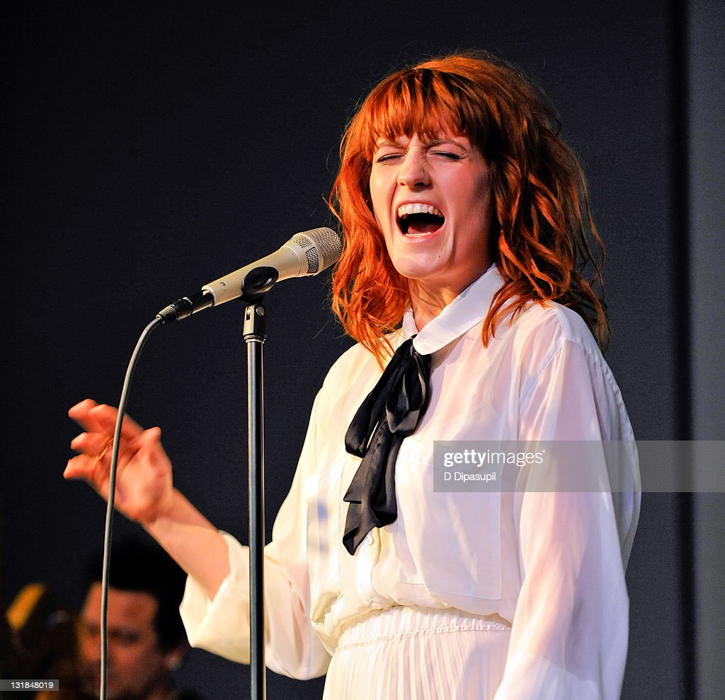 The Apple Store Live From Soho Presents Florence + The Machine