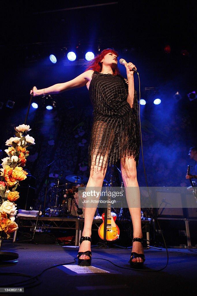 Florence & The Machine Play Sydney