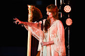 Spotify Premium Hosts an Intimate Event with Florence...