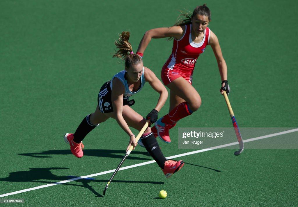 FIH Hockey World League - Women's Semi Finals: Day 2