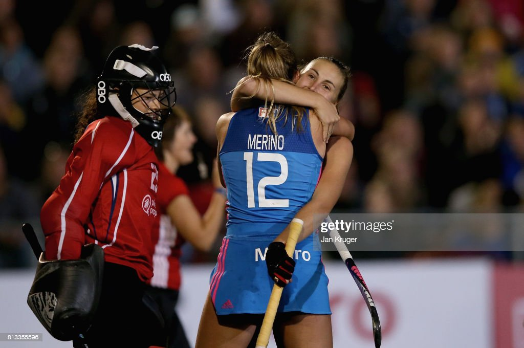 FIH Hockey World League - Women's Semi Finals: Day 3