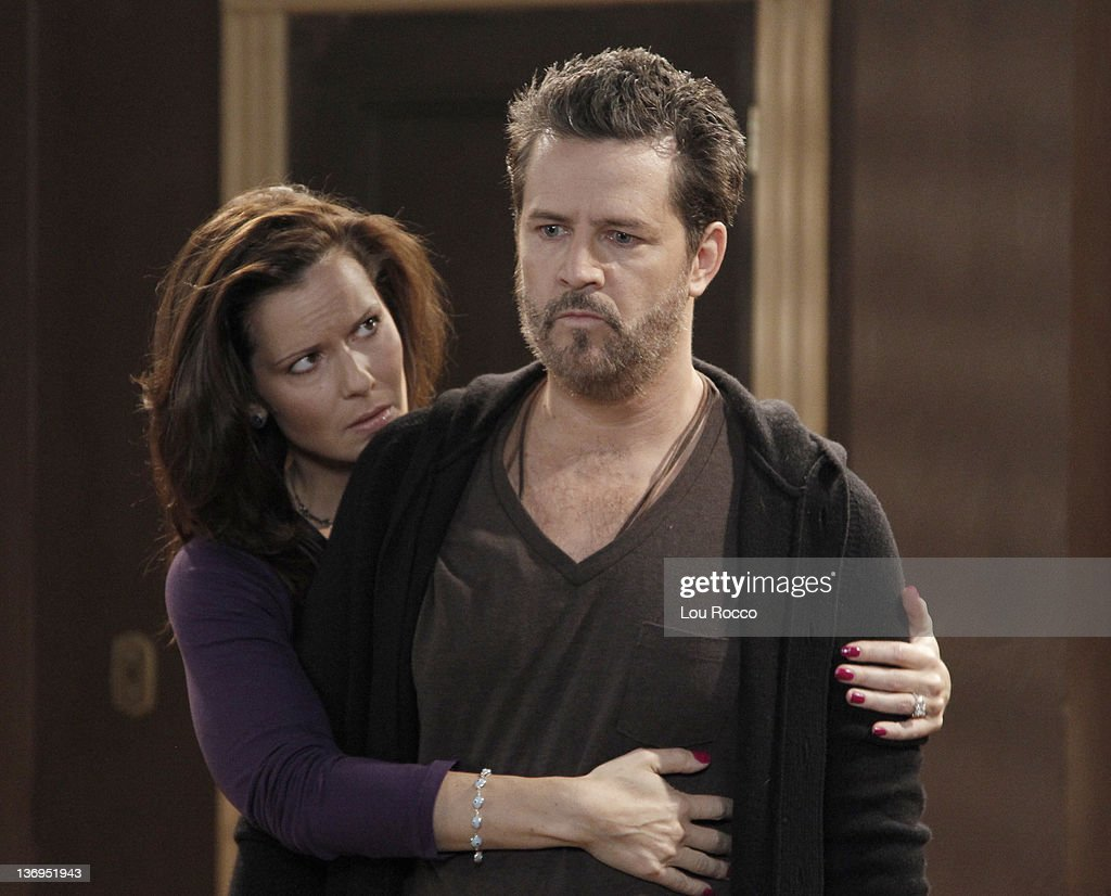 LIVE - Florencia Lozano (Tea) and Ted King (Tomas) in a scene that airs the week of January 9, 2012 on ABC Daytime's 'One Life to Live.' 'One Life to Live' airs Monday-Friday (2:00 p.m. - 3:00 p.m., ET) on the ABC Television Network. FLORENCIA