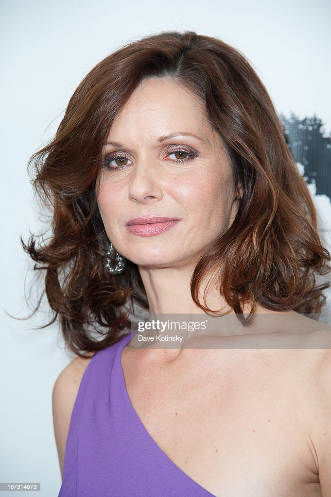 Florencia Lozano attends the 'All My Children' & 'One Life To Live' premiere at Jack H. Skirball Center for the Performing Arts on April 23, 2013 in New York City.