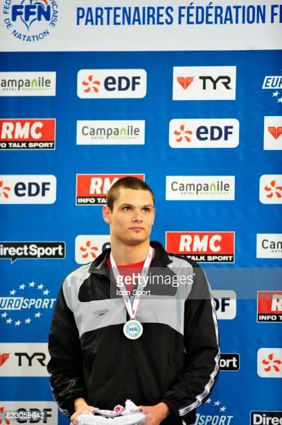 Florent MANOUDOU 50m Papillon Championnats de France de Natation Elite 2011 Strasbourg