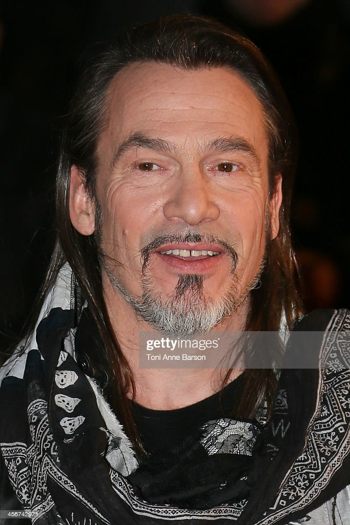 Florent Pagny arrives at the 15th NRJ Music Awards at the Palais des Festivals on December 14 2013 in Cannes France