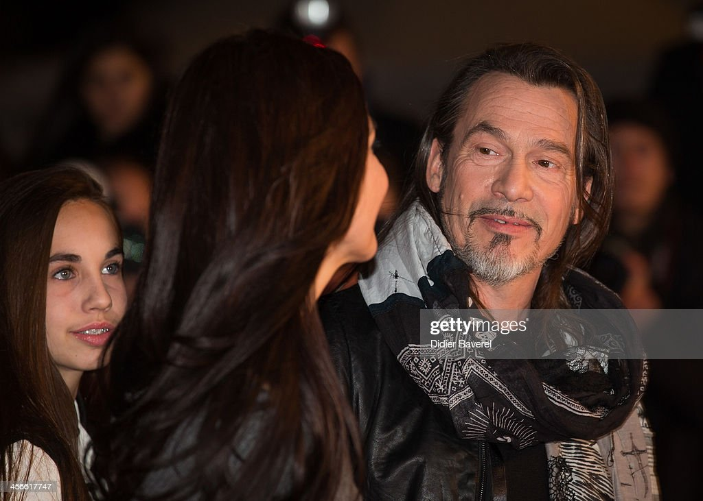 Florent Pagny attends the 15th NRJ Music Awards at Palais des Festivals on December 14 2013 in Cannes France