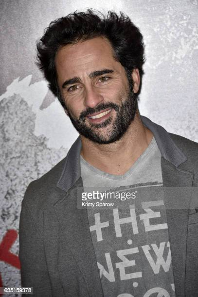 Florent Peyre attends the 'Rock'N Roll' Premiere at Cinema Pathe Beaugrenelle on February 13 2017 in Paris France
