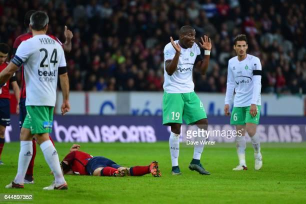 Florentin POGBA Lille / Saint Etienne 16eme journee de Ligue 1 Photo Dave Winter / Icon Sport