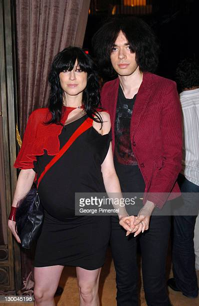 Floria Sigismondi and Lillina Berlin during In Style / Hollywood Foreign Press Association Toronto Film Festival 2004 Party at Windsor Arms Hotel in...