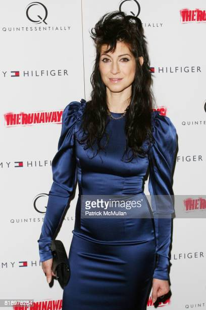 Floria Sigismondi attends New York Premiere Screening of 'THE RUNAWAYS' at Landmark Sunshine Cinema on March 17 2010 in New York City
