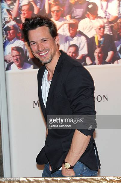 Florian David Fitz attends the BMW Open Players Night at Rilano No 6 on April 28 2014 in Munich Germany