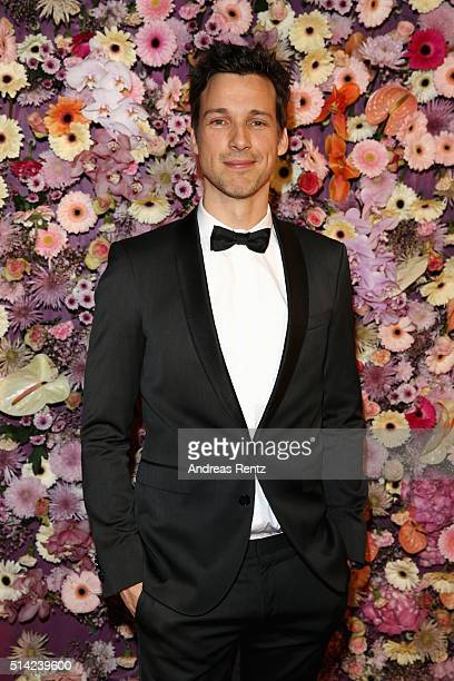 Florian David Fitz attends the PEOPLE Style Awards at Hotel Vier Jahreszeiten on March 7 2016 in Munich Germany