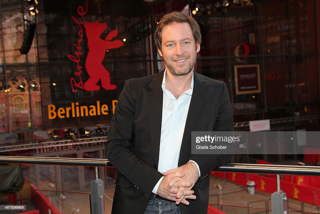 <a gi-track='captionPersonalityLinkClicked' href=/galleries/search?phrase=Florian+Gallenberger&family=editorial&specificpeople=2159581 ng-click='$event.stopPropagation()'>Florian Gallenberger</a> attends the AUDI Lounge at the Marlene Dietrich Platz during day 1 of the Berlinale International Film Festival on February 6, 2014 in Berlin, Germany.