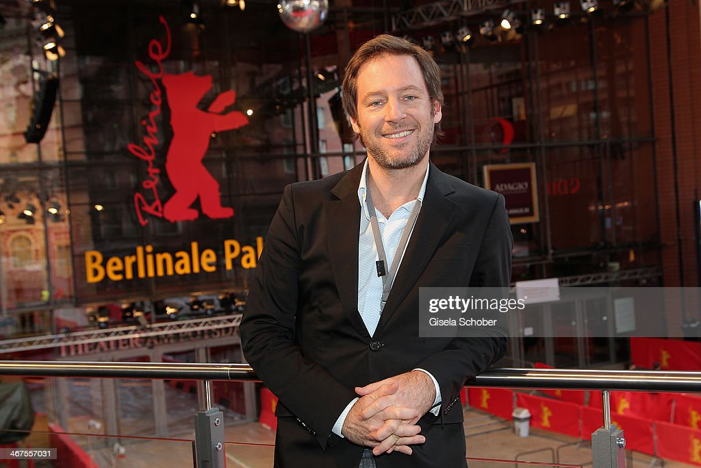 Florian Gallenberger attends the AUDI Lounge at the Marlene Dietrich Platz during day 1 of the Berlinale International Film Festival on February 6, 2014 in Berlin, Germany.